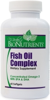 Fish Oil Complex, 60ct